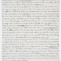 Cooper's manuscript,&nbsp;<em>Satanstoe</em>