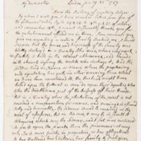 20 January 1787