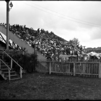 Crowds at the New England Fair