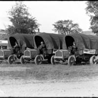 Trucks at the New England Fair