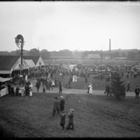 View of the New England Fair grounds