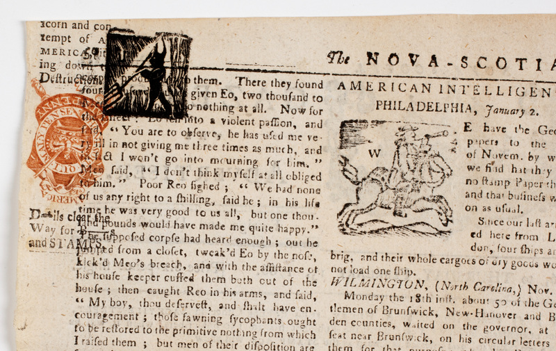 The Halifax Gazette, or The Weekly Advertiser