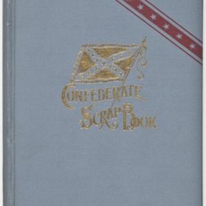 Confederate Scrap-Book