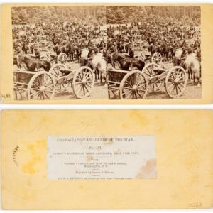 Civil War Stereographs
