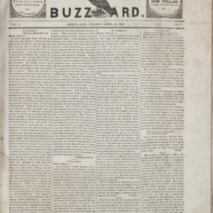 The Akron Buzzard