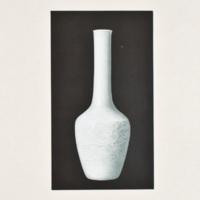 Plate XC. Translucent white vase.