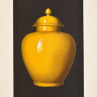 Plate V. Imperial yellow jar.