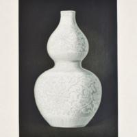Plate LXXXIX. White Fen-Ting gourd vase.