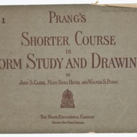 Prang's shorter course in form study and drawing