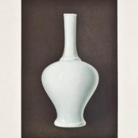 XCI. Crackled Fen-Ting vase