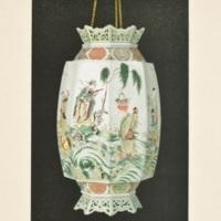 Plate XI. K'ang-hsi eggshell lantern