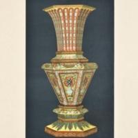 Plate XX. Buddhist Ecclesiastical vase