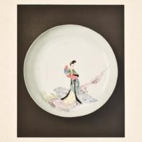 Plate LXIII. Eggshell dish.