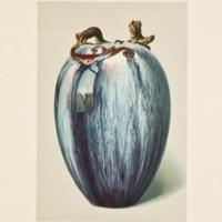 Plate XVI. Transmutation splash vase