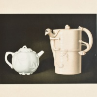 Plate XIII. Fuchien white porcelain.