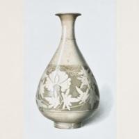 CXVI. Ancient Korean vase