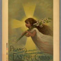 Prang's Easter cards