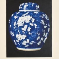Plate II. Plum-blossom jar.