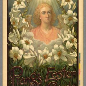 Prang's Easter cards