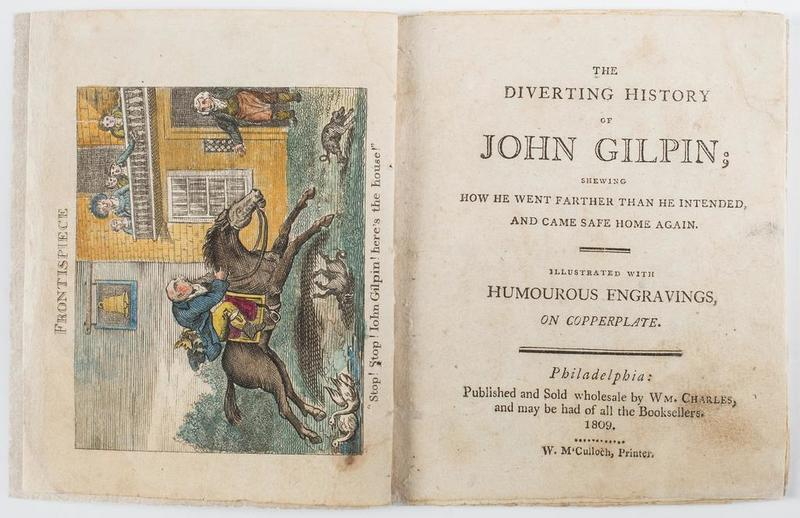 Diverting History of John Gilpin