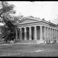 Greek style building
