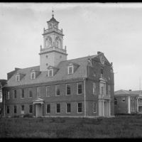 Massachusetts Building, Jamestown Exposition