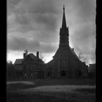 Gothic church, Worcester