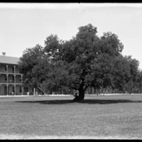 Fort Monroe, Parade Ground
