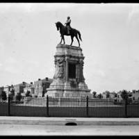 Robert E. Lee monument, Monument Ave, Richmond