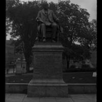 Statue of George Frisbee Hoar