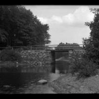 Causeway bridge, Lake Quinsigamond