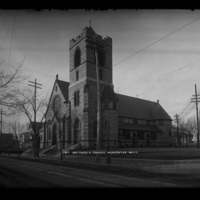 St. Matthew's Church Worcester Mass.
