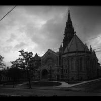Baptist Church, Main Street, Worcester