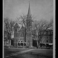 Unidentified church, Worcester