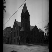 Pleasant Street Baptist Church, Worcester