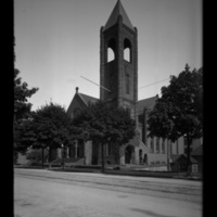 Church in Worcester, Massachusetts