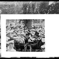 Prince Wilhelm of Sweden in Worcester, Aug 26, 1907