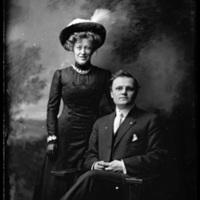 Theodore and Mabel Wohlbrück