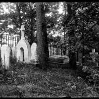 Randolph Family Gravestones at Monticello