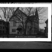 Dewey Street Baptist Church, Worcester