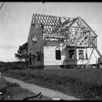 Wohlbrück's home, Worcester, Massachusetts