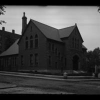 Brick church, Worcester