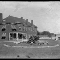Fort Monroe, Garrison headquarters