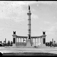 Jefferson Davis Memorial, Monument Ave, Richmond
